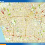 Los Angeles Mappa
