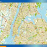 New York Mappa